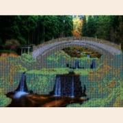 """""""Мост в парке"""""""